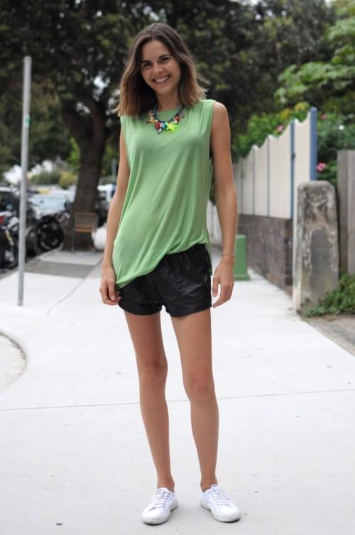 street style acne alice liddell blog