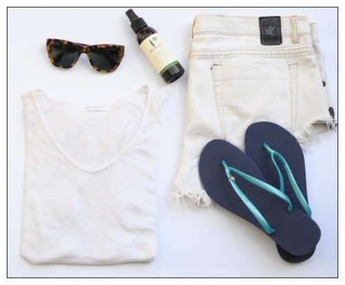 Summer whites one teaspoon Alice Liddell blog